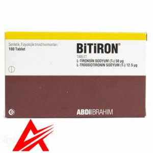 Bitiron T3 and T4mix 100 tabs