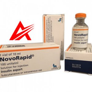 Novo Nordisk NovoRapid 1 vial 10ml