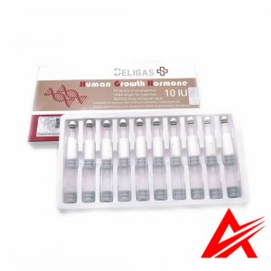 Beligas Pharmaceutical Human Growth Hormone 10IUx 10 Pen Style Cartridge
