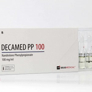 Decamed PP 100mg – Nandrolone Phenylpropionate – Deus Medical