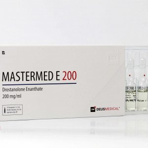 Mastermed E 200mg – Drostanolone Enanthate – Deus Medical