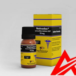 Saxon Pharmaceuticals Nolvadex® 10mg 50tabs