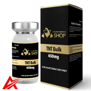 Online Anabolic Shop Injectables-TNT Bulk 450mg