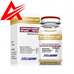 Sustanon 400mg/ml x 10ml vial | Meditech