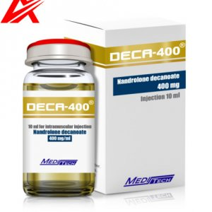 Deca Durabolin 400mg/ml 10ml vial | Meditech