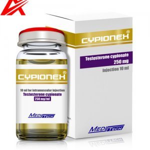 Testosterone Cypionate | Cypionex 250mg/ml x 10ml vial | Meditech